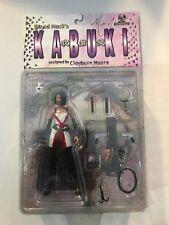 David Mack's Kabuki figure Moore Collectibles 2000 rare Brand New Sealed SIGNED!