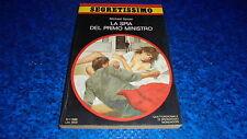SEGRETISSIMO MONDADORI N.1088.MICHAEL SPICER:LA SPIA DEL PRIMO MINISTRO.1988 OK!