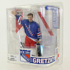 McFarlane Toys Action Figure - NHL Legends Series 6 - WAYNE GRETZKY (NY Rangers)