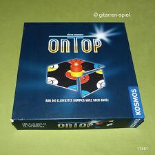 ON TOP Spannendes Legespiel ab 8 Jahren v. Günter Burkhardt Kosmos ©2008 1A TOP!