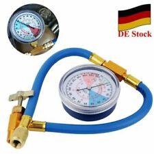 R134A Auto Klimaanlage Kältemittel Nachfüllschlauch Ladeschlauch Mit Manometer
