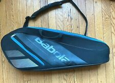 Babolat tennis bag (for 3 racquets) Rh X3 Black/Blue