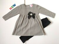 Toddler Kids Baby Girls Clothes 12M & 24M NWOT Sophie Rose Knit Sweater Leggings