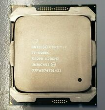 Intel Core i7-6900K Broadwell-E 8-Core 3.2 GHz 8-core/16-thread Desktop CPU