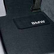 BMW Genuine 3 SERIES E90 BLACK Carpeted Mats 82-11-2-293-523 PLEASE SEE DESCRIPT