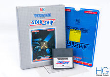 Starship Boxed - Vectrex MB Retro Game Cassette