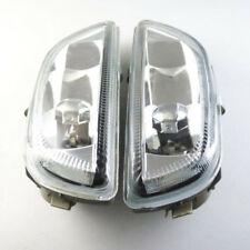 For 2001-02 Toyota Corolla 8122002030 Pair Clear Front Bumper Driving Fog Light