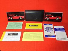 2003 DODGE VIPER SRT10 OWNERS MANUAL OEM VIPER CASE SRT-10 CONVERTIBLE TOP INFO