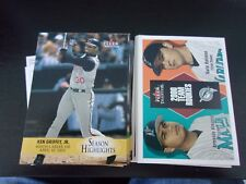 2000 Fleer Tradition Update Baseball Card Set (1-150) Griffey, Johan Santana