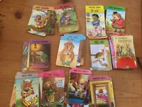 VINTAGE WOODLAND HAPPY FAMILIES CARD GAME