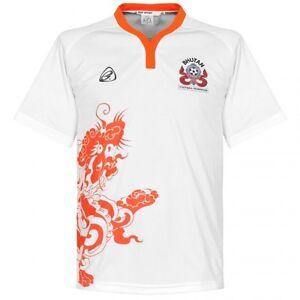 Authentic Bhutan National Football Soccer Team Official Dragon Jersey Shirt