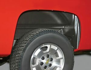 Rugged Liner For 07-13 Silverado 1500 / 2500 Rear Wheel Well Inner Liners WWC07