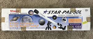 Vixen Star PAL-50L Astronomical Telescope Japan Azimuth Mount Steel