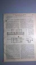 1895 89 Wasserversorgung St Lazarus bei Posen