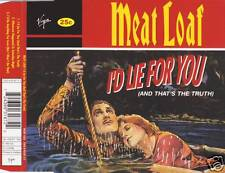 cd-single, Meat Loaf - I'd Lie For You (And That's The Truth), 3 Tracks