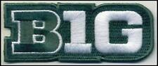 MICHIGAN STATE BIG TEN PATCH NCAA COLLEGE FOOTBALL GREEN JERSEY PATCH