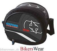 OXFORD X25 Tailpack / Deluxe Helmet Carrier Lifetime Motorcycle Luggage - OL220
