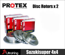 Ford Falcon XW XY XA XB Front Disc Rotors 106H