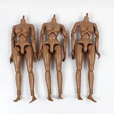 LA-42 1/6 HOT Dark Female Body 3pcs TOYS