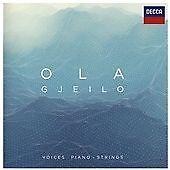 Ola Gjeilo - : Voices, Piano, Strings (2016)
