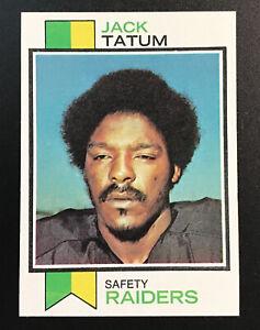 **1973 Topps #288 Jack Tatum ROOKIE NM-MT