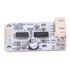 2X3W Wireless Mini Bluetooth 4.0 Audio Receiver  Digital Amplifier Board  E7B