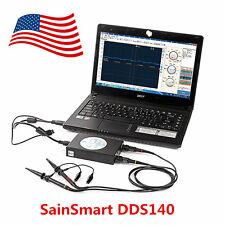 SainSmart Virtual PC-Based DDS140 USB Portable Oscilloscope Signal Generator