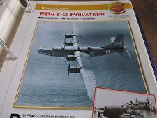 Faszination 4 33 Consilidated PB4Y 2 Privateer Marineversion B 24 USA