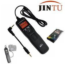 JINTU Timer Shutter Release Remote For Canon 60D 700D 650D 550D 500D 450D 1200D