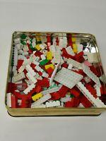 Vintage Bundle Of Lego Pieces (Sold As Seen)