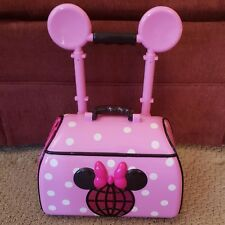 Minnie Mouse Pet Carrier Animal Pink Disney Cat Dog