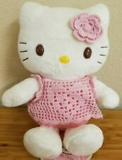 """Hello kitty plush 9"""" 2006"""
