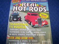 Real Hot Rods  Magazine, Hot Rod,Rat Rod.Back Issue Sept.1997