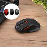 2.4GHz Wireless Optical Sensor Mouse Mice+USB Receiver For Apple Laptop New 1Pc