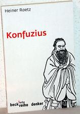 Heiner Roetz - KONFUZIUS