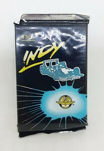 Hi Tech 1993 Indy 500 Series 1 Trading Cards Pack