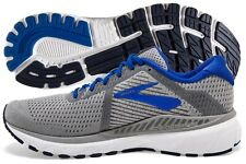 Brooks Adrenaline GTS 20 Grey/Blue/Navy multiple sizes New In Box
