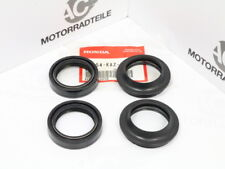 Honda CB 1100 R SC05 front fork repair kit seal dust seal set 37 mm Genuine new