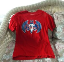 Philadelphia Phillies RED T-Shirt Womens SIZE LARGE NEW