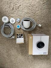 Google Nest Cam 1080p Wi-Fi Outdoor Security Camera - clean
