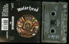 Motorhead 1916 USA Cassette Tape
