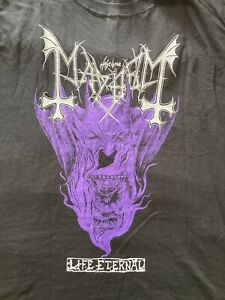 Rare Mayhem Ts, L, Darkthrone, 1burzum, Gorgoroth, Immortal, Satyricon, Watain