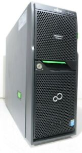 Fujitsu Primergy TX140 S2 Tower Server Quad-Core E3-1230v3 8GB Ram