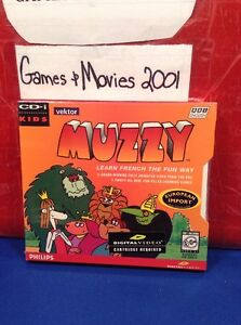 Muzzy (Philips CD-i, 1994)