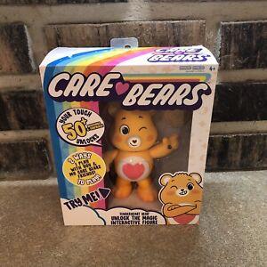 New Care Bears (Tenderheart Bear) Interactive Collectible - Interactive Figure
