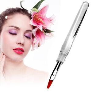 Lip Brush Lipstick Gloss Wands Applicator Makeup Cosmetic New Pencil N0C9  HOT
