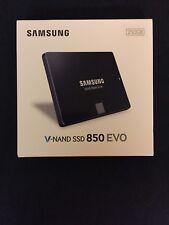 Samsung 850 EVO 250GB 2.5-Inch SATA III Internal SSD (MZ-75E250B/AM)