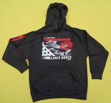 New POLARIS Camp RZR Glamis Sand Dunes California Hoodie Sweatshirt XXL NWOT