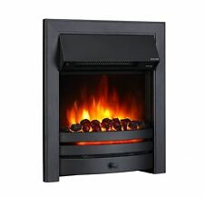 Endeavour E112R-BL Traditional Inset Electric Fire
