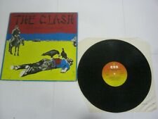 RECORD ALBUM THE CLASH GIVE EM ENOUGH ROPE 4346